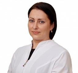 Комиссарова Елена Александровна