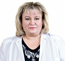 Самохина Светлана Анатольевна